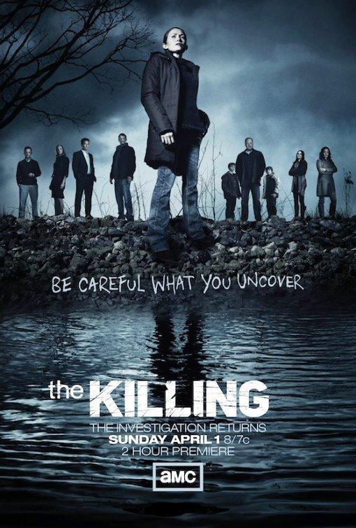 მკვლელობა სეზონი 1 / The Killing Season 1