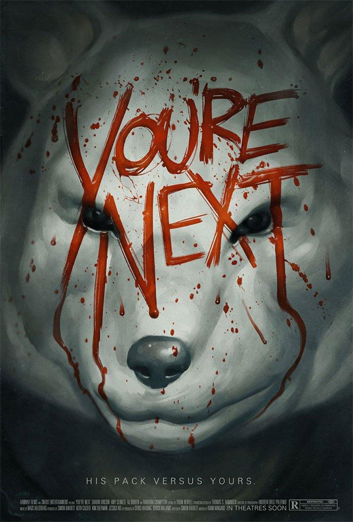 შენ შემდეგი ხარ / You are Next