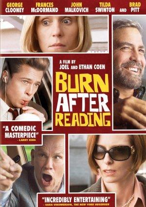 წაიკითხე და დაწვი / Burn After Reading