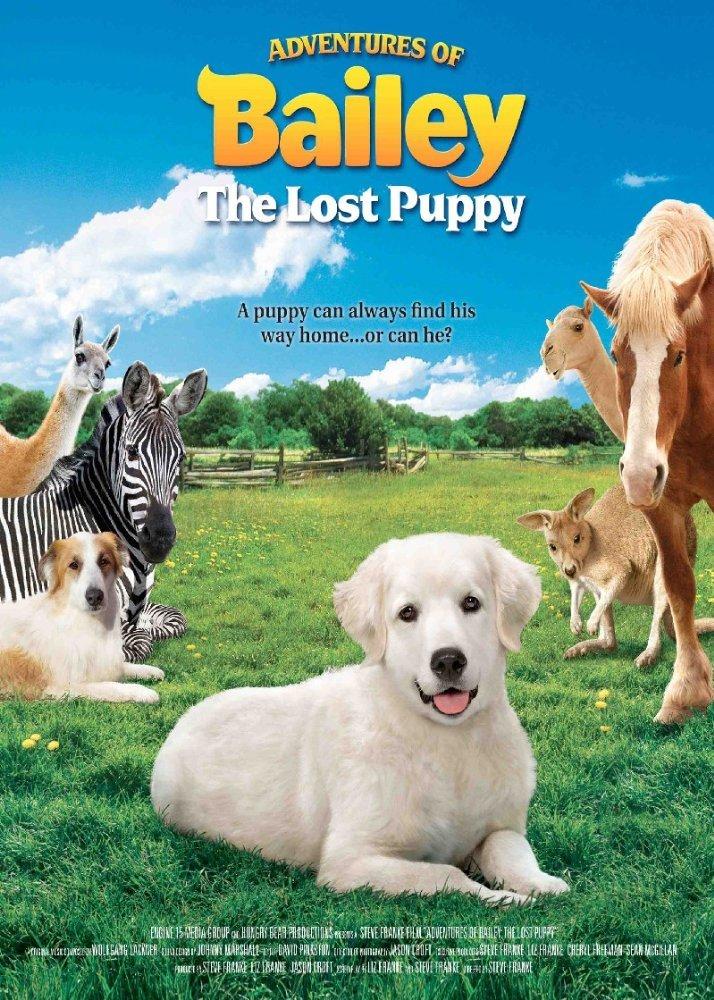 ბაილის თავგადასავლები: შობის გმირი / Adventures of Bailey: The Lost Puppy