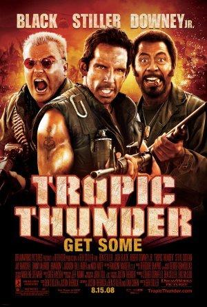უიღბლო ჯარისკაცები / Tropic Thunder