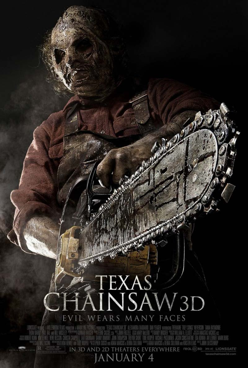 ტეხასური ჟლეტა ხერხით / The Texas Chainsaw Massacre