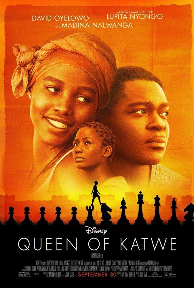 კატვეს დედოფალი / Queen of Katwe