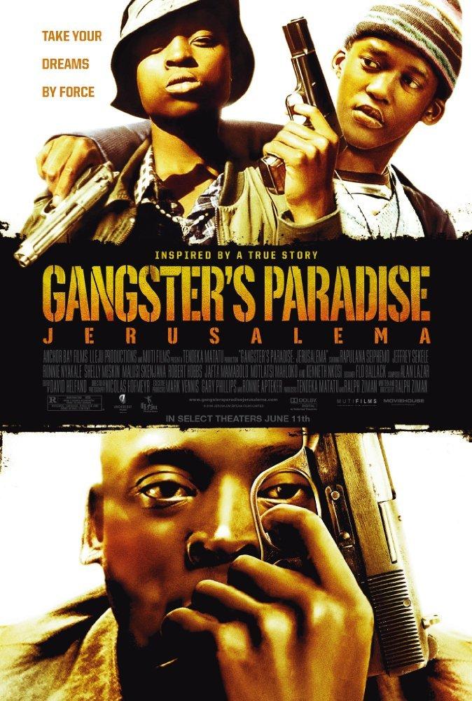 სამოთხე განგსტერებისათვის / Gangster's Paradise: Jerusalema (Jerusalema)