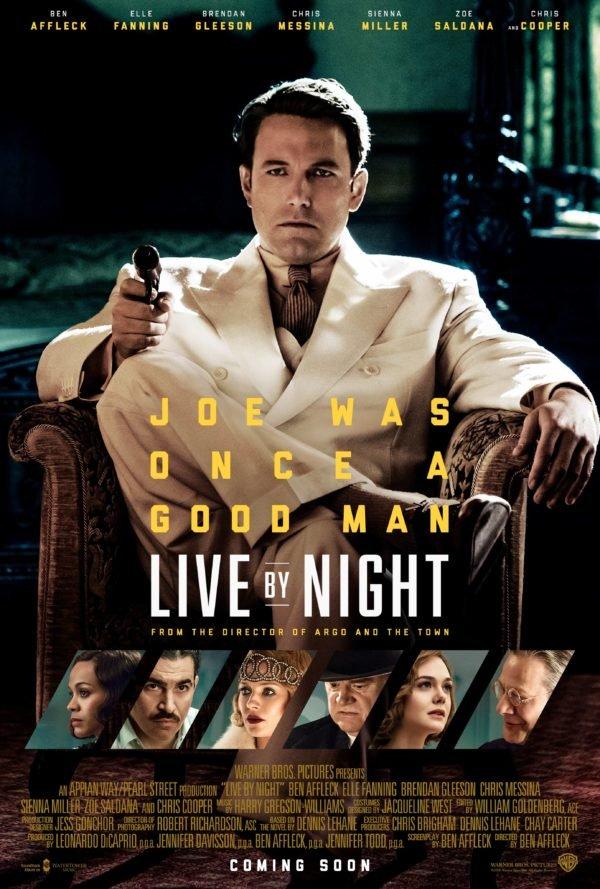 ცხოვრება ღამით / Live by Night