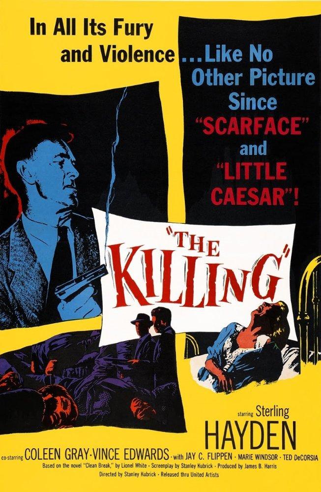 მკვლელობა / The Killing