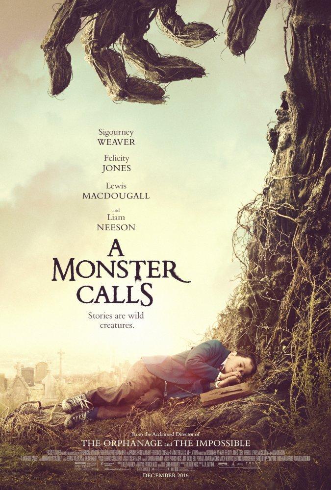 მონსტრის ხმა / A Monster Calls