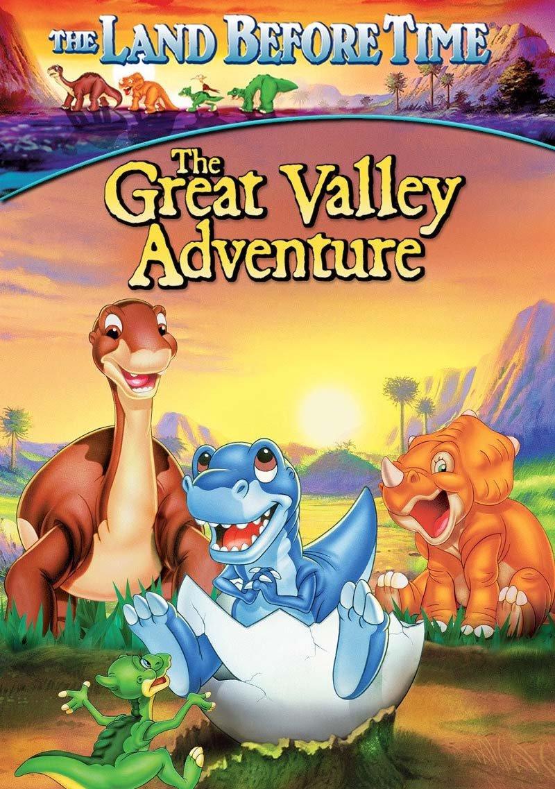 უხსოვარი დროის დედამიწა 2: თავგადასვლები დიად ველზე / The Land Before Time II: The Great Valley Adventure
