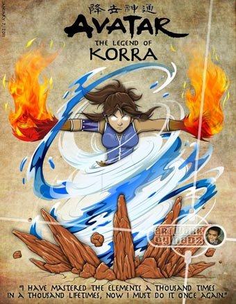 ავატარი: ლეგენდა კორაზე სეზონი 2 The Legend of Korra Season 2