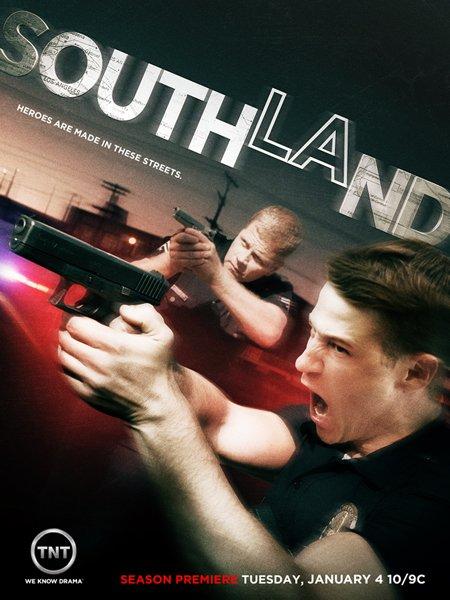 ლოს ანჯელესის პოლიცია სეზონი 1 Southland season 1