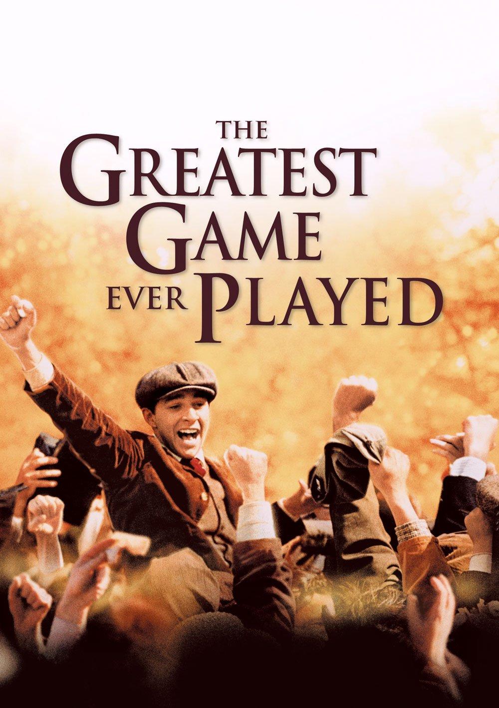 საუკეთესო თამაში მსოფლიოში The Greatest Game Ever Played