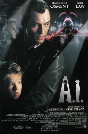 ხელოვნური ინტელექტი / A.I. Artificial Intelligence