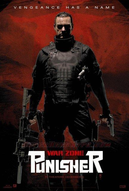 დამსჯელი 2: საომარი ზონა Punisher: War Zone