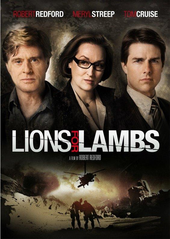 ლომები ბატკნებისთვის Lions for Lambs