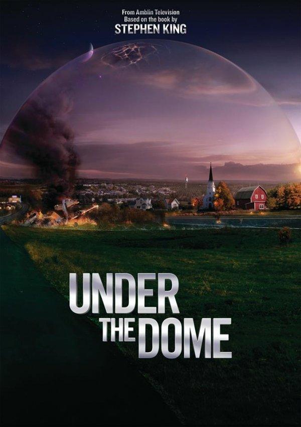გუმბათის ქვეშ სეზონი 2 Under the Dome Season 2