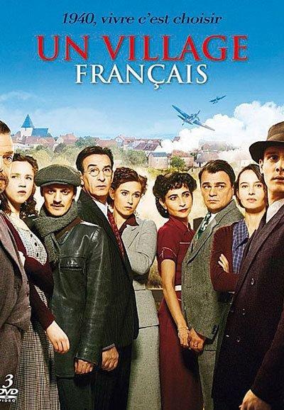 ფრანგული სოფელი სეზონი 1 Un Village Francais Season 1