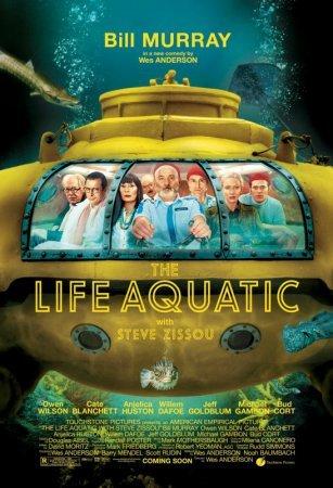 ცხოვრება წყალქვეშ / The Life Aquatic with Steve Zissou