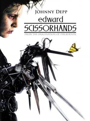 მაკრატელხელება ედვარდი / Edward Scissorhands