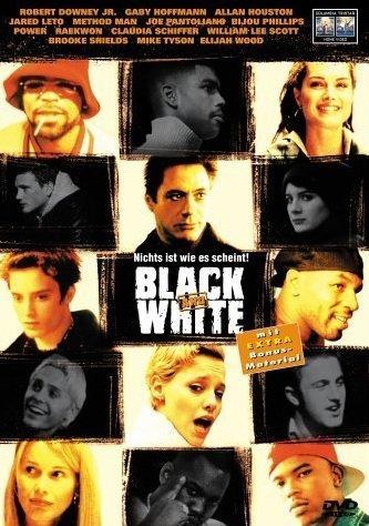 თეთრი და შავი Black and White