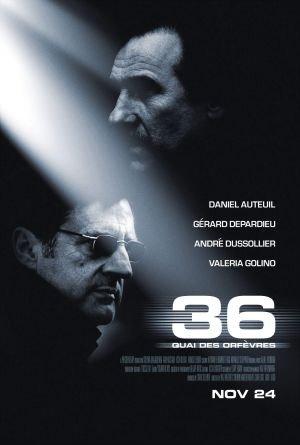 სანაპირო ორფევრი, 36 36th Precinct (36 Quai des Orfevres)