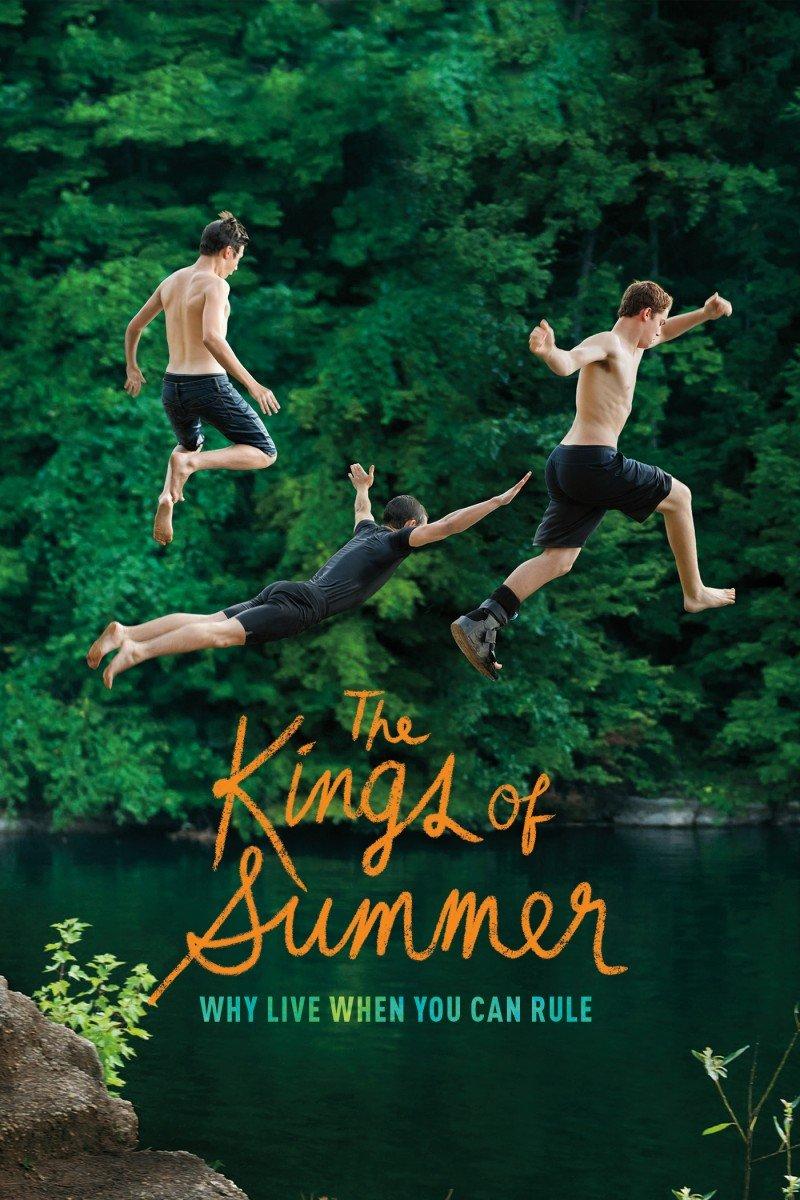 ზაფხულის მეფეები / The Kings of Summer