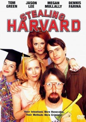 ჩემი კრიმინალური ბიძია Stealing Harvard