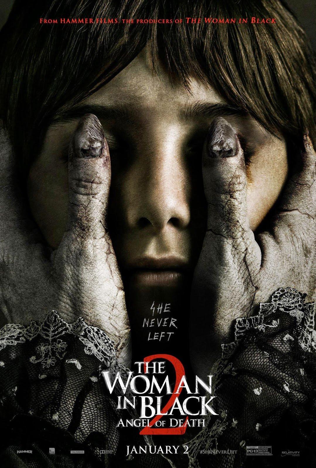 ქალი შავებში 2: სიკვდილის ანგელოზი / The Woman in Black 2: Angel of Death