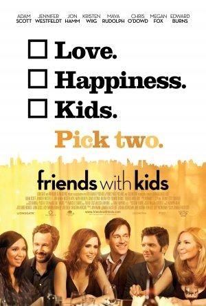 მეგობრები შვილებით / Friends with Kids