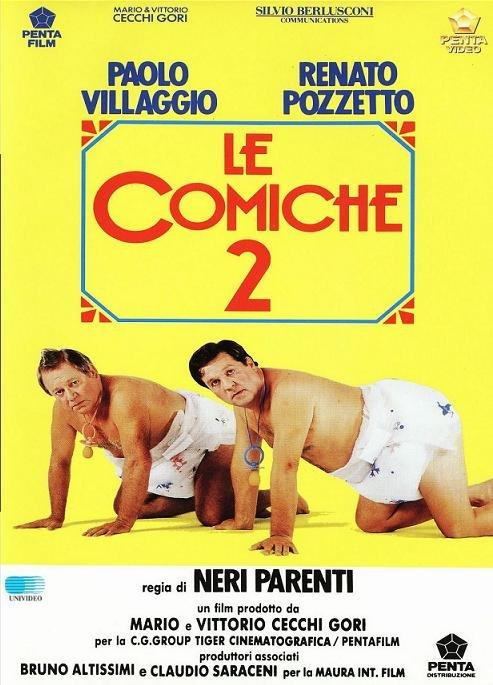 კომიკოსები 2 / Le Comiche 2