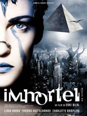 უკვდავები: სამყაროების ომი Immortal (Ad Vitam)