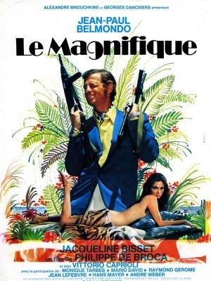 ბრწყინვალე Le Magnifique