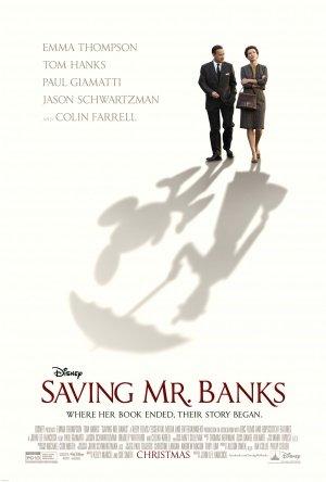 მისტერ ბენქსის გადარჩენა / Saving Mr. Banks