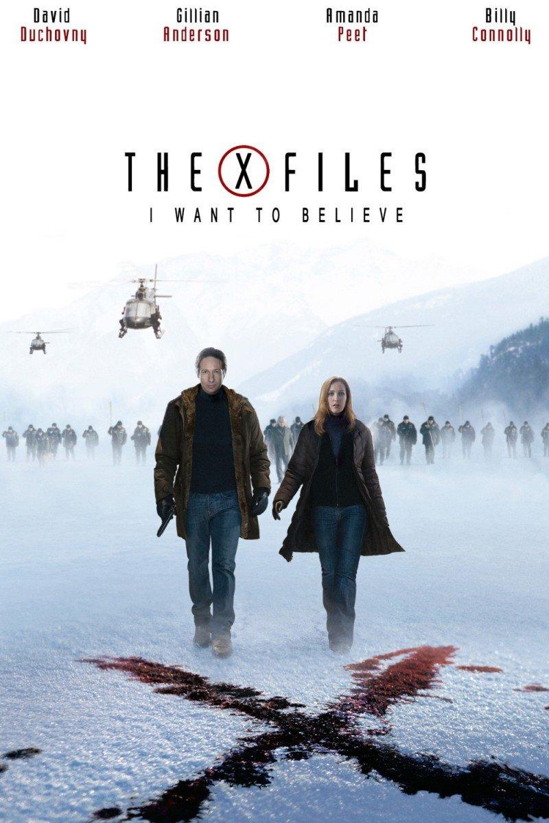 საიდუმლო მასალები: მინდა მჯეროდეს / The X Files: I Want to Believe