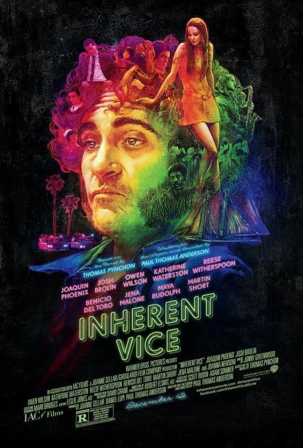 თანდაყოლილი მანკიერება / Inherent Vice