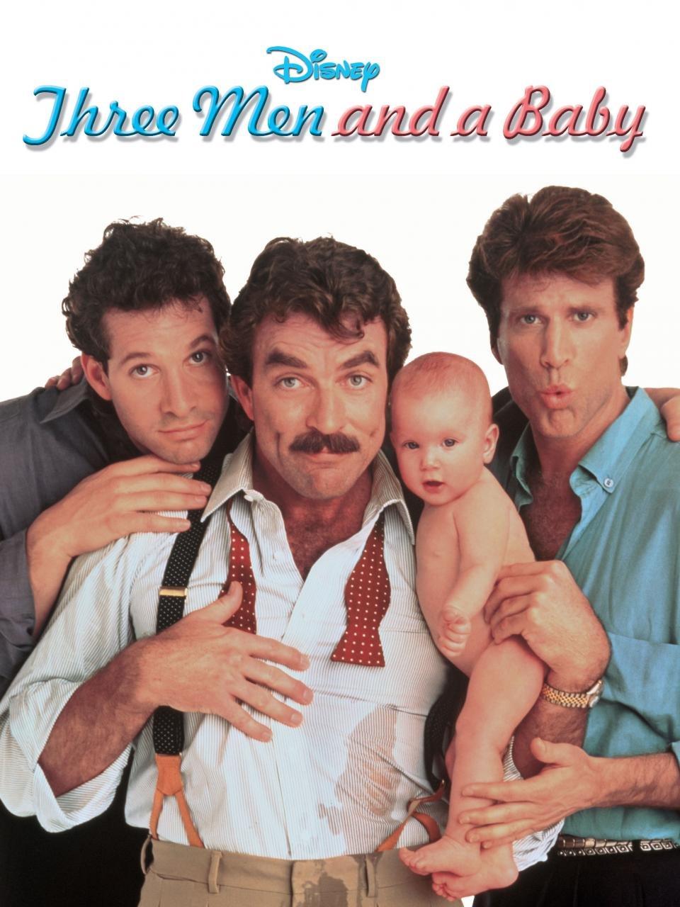 სამი მამაკაცი და ახალშობილი / Three Men and a Baby