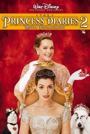პრინცესას დღიურები 2: როგორ გახდე დედოფალი / The Princess Diaries 2: Royal Engagement