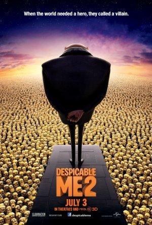 საზიზღარი მე 2 / Despicable Me 2