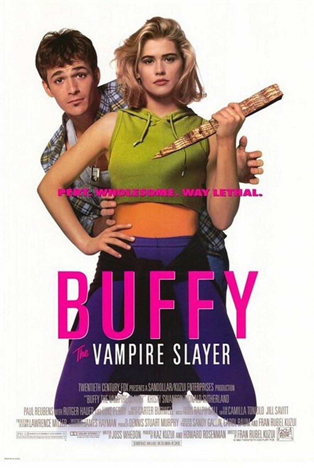 ბაფი ვამპირების გამანადგურებელი / Buffy The Vampire Slayer
