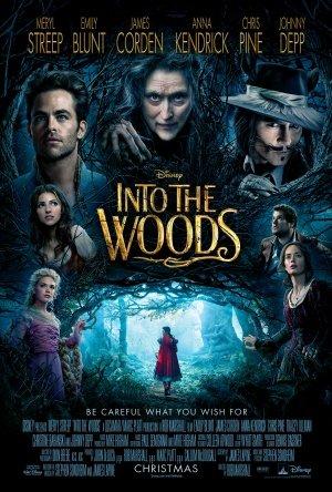 ტყეში Into the Woods