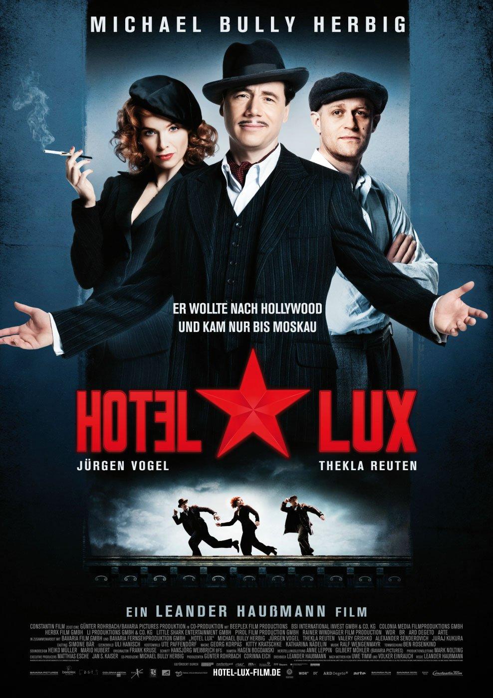 სასტუმრო ლუქსი / Hotel Lux
