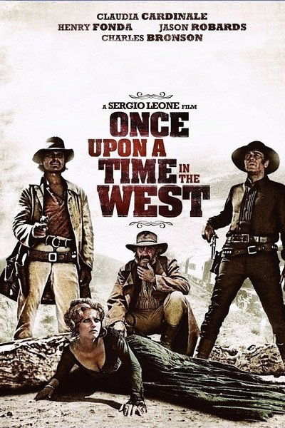 ერთხელ დასავლეთში / Once Upon a Time in the West