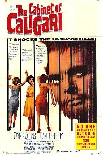 ექიმ კალიგარის კაბინეტი / The Cabinet Of Caligari