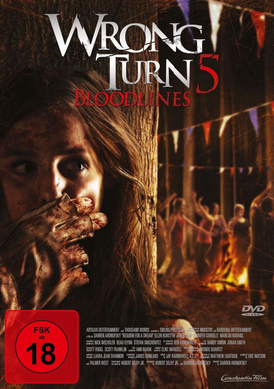 მცდარი მოსახვევი 5: სისხლიანი ხაზები / Wrong Turn 5: Bloodlines
