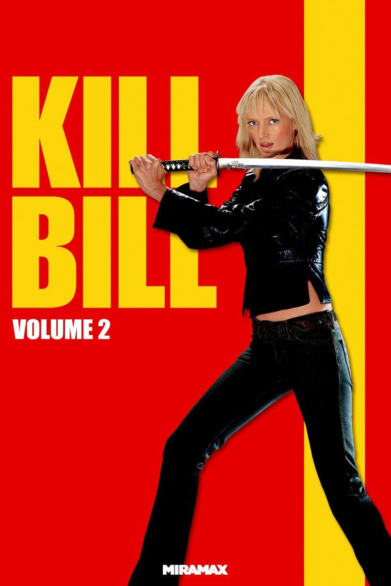 მოკალი ბილი 2 Kill Bill: Vol. 2