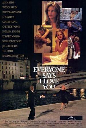 ყველა ამბობს, რომ მე შენ მიყვარხარ Everyone Says I Love You