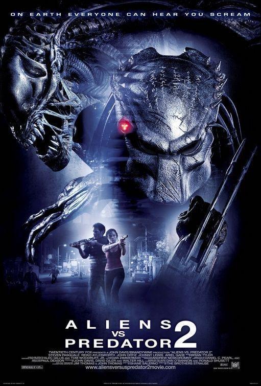 უცხოები მტაცებლის წინააღმდეგ: რექვიემი Aliens vs Predator: Requiem