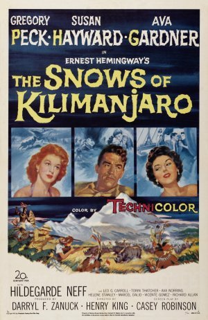 კილიმანჯაროს თოვლიანი მთა / The Snows of Kilimanjaro