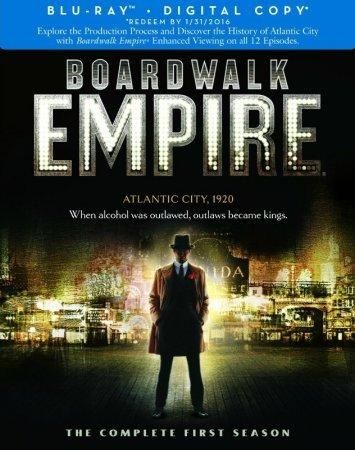 დანაშაულის იმპერია სეზონი 1 Boardwalk Empire Season 1