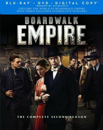 დანაშაულის იმპერია სეზონი 2 Boardwalk Empire Season 2
