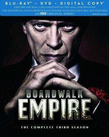 დანაშაულის იმპერია სეზონი 3 Boardwalk Empire Season 3